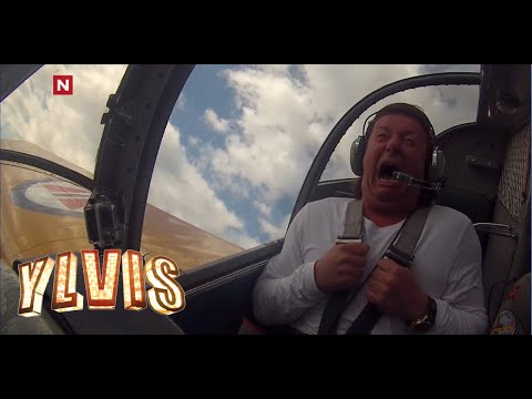 Ylvis - Plager Charter-Svein: Flytur [English subtitles]