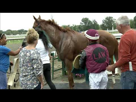 video thumbnail for MONMOUTH PARK 9-14-19 RACE 4