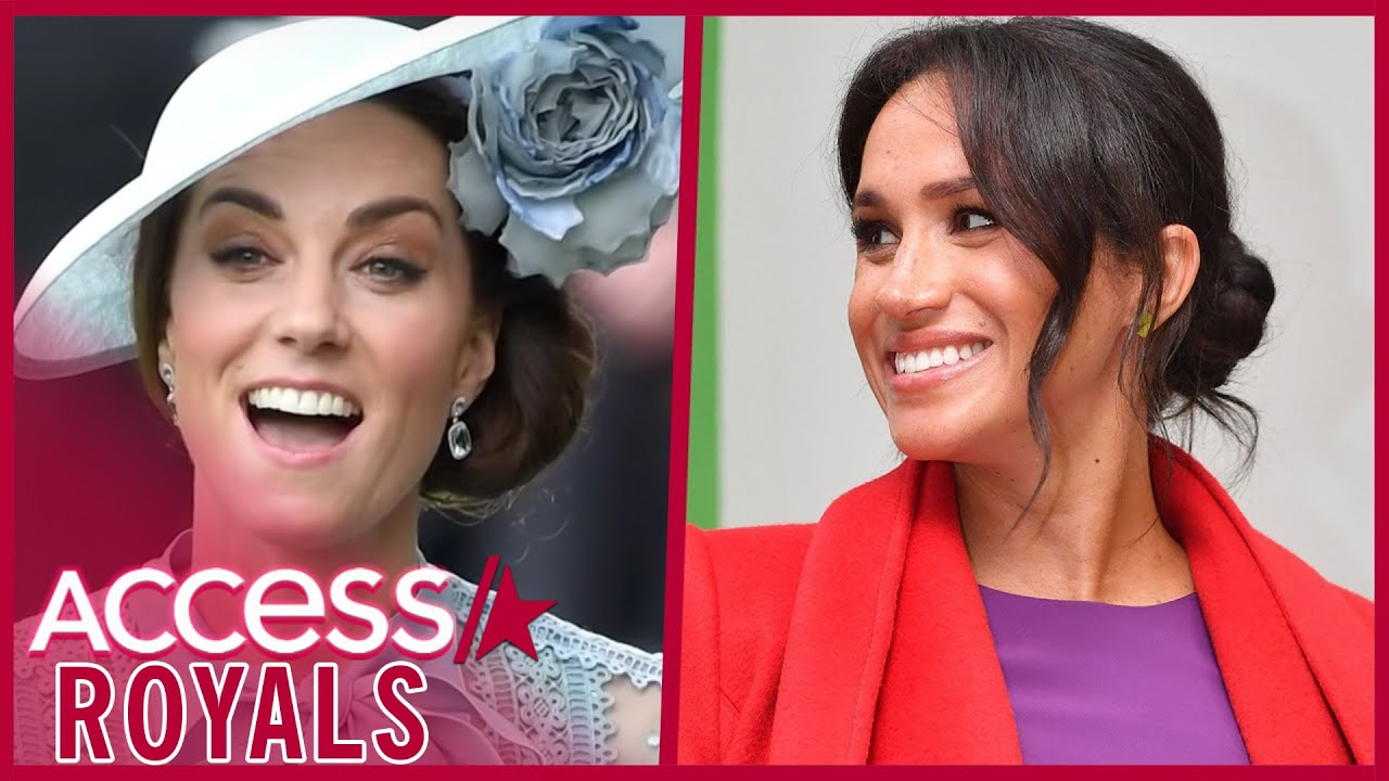 Meghan Markle & Kate Middleton's Royal Style Evolutions
