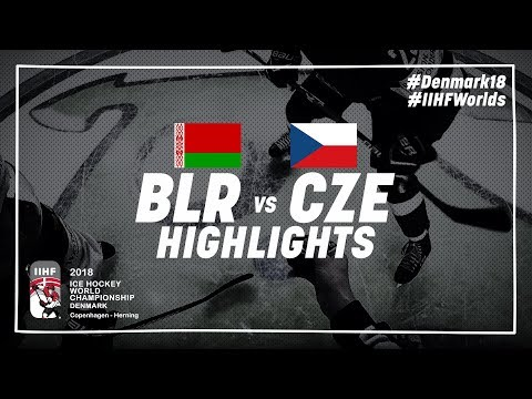 Game Highlights: Belarus vs Czech Republic May 11 2018 | #IIHFWorlds 2018