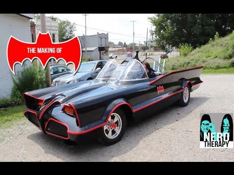 The Making of a Real Batmobile