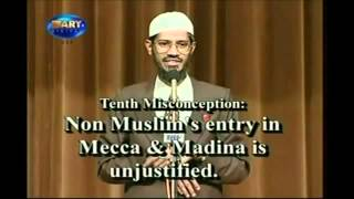 Zakir Naik - Singapore 1998; Misconceptions about Islam