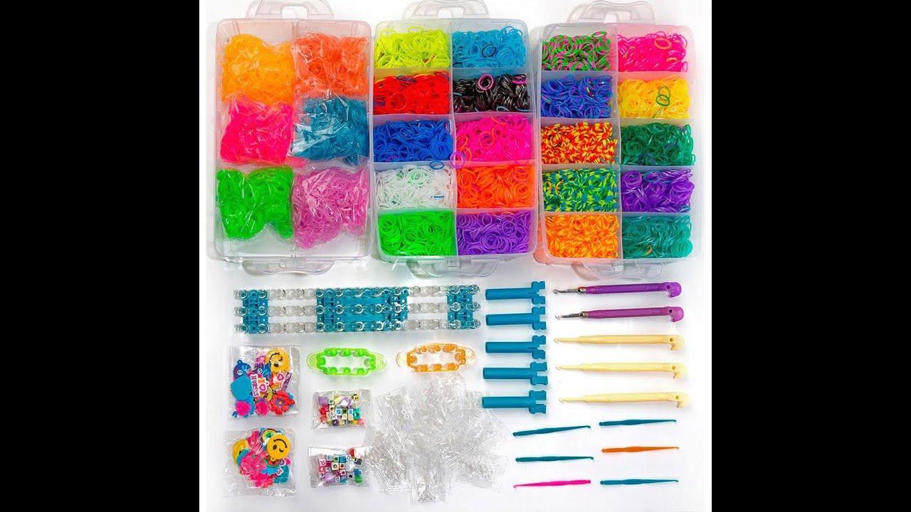 Плетение из резинок браслеты купить дешево наборы