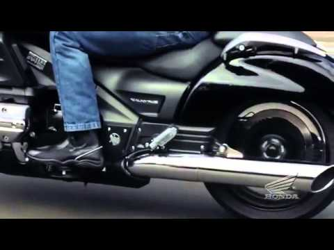 The New Honda Valkyrie