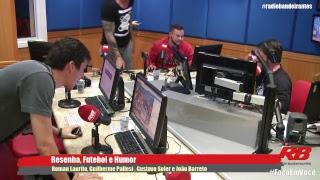 Resenha, Futebol e Humor - 15/10/2018
