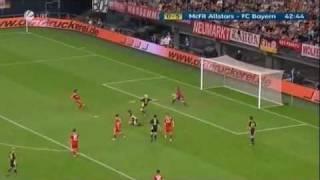 FC Bayern München vs McFit Allstars 13:0