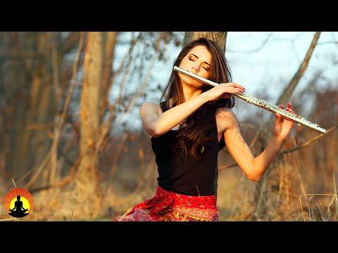 Música relajante de flauta - 24/7 (Directo)