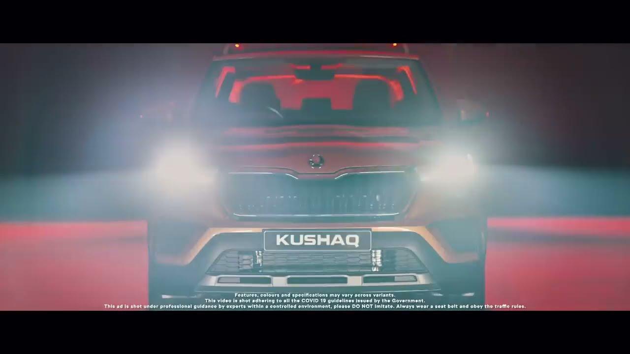 The New ŠKODA KUSHAQ - Powertrain Overview