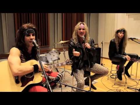"STEEL PANTHER - ""Weenie Ride"" Live Acoustic 