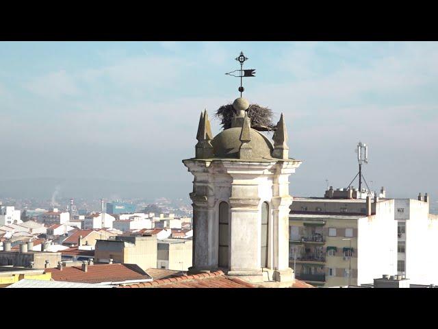 #AUDIO2 Villanueva de la Serena a vista de pájaro.