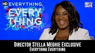 Director Stella Meghie Exclusive - Everything Everything Movie