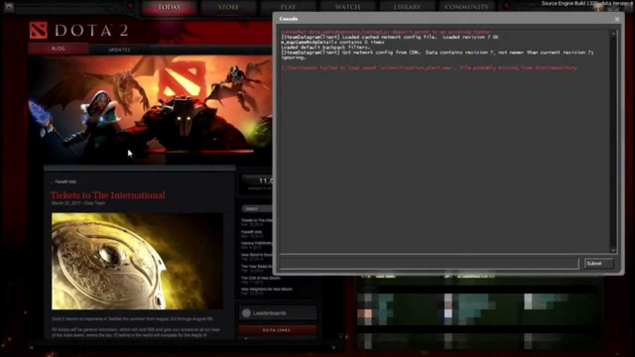 how to show fps and ping in dota 2 dota 2 reborn youtube