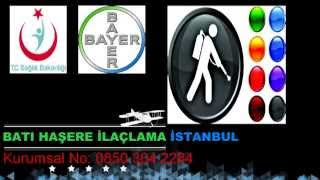 İstanbul Böcek İlaçlama » 0850 304 2284 » Kesin Çözüm