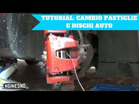 Tutorial: Cambio Pastiglie e Dischi auto | Alfa Romeo 147