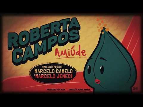 Roberta Campos - Amiúde Part Marcelo Camelo e Marcelo Jeneci