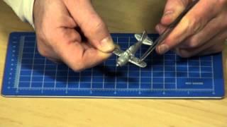 Constructing the Fiat CR.42 Falco