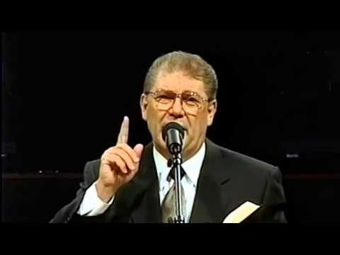 """God Does Not Despise Your Weakness"" Billy Hale BOTT 2001"