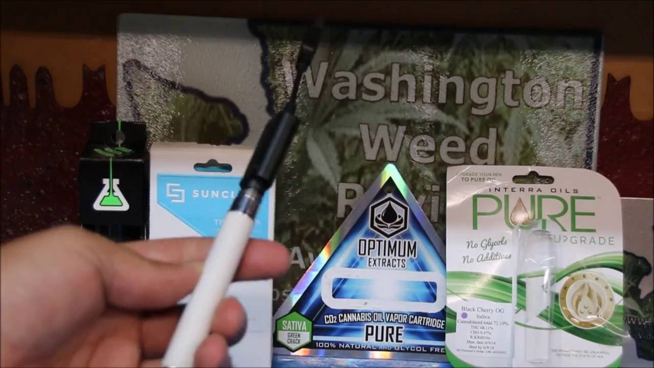 Vape Cartridges 101 Beginners Guide and 5 Strain Head to Head Review!!