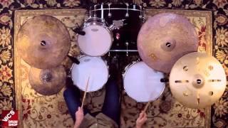 """Meinl Byzance Vintage 20"""" Trash Crash Cymbal"""