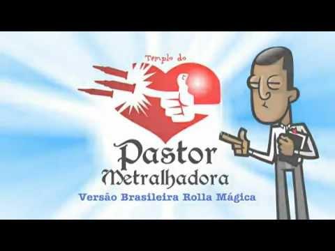 videos do mundo canibal pastor metralhadora