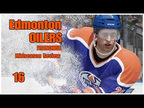 NHL 17 - Edmonton Oilers Franchise - Episode 16