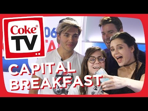 Dodie's London Adventure: Capital FM, Street Challenges, Conor Maynard & Will Manning |#CokeTVMoment