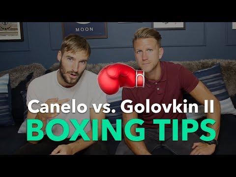 Boxing - Canelo V Golovkin II Tips