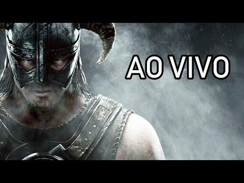 SKYRIM AO VIVO - Gameplay em Português PT-BR thumbnail