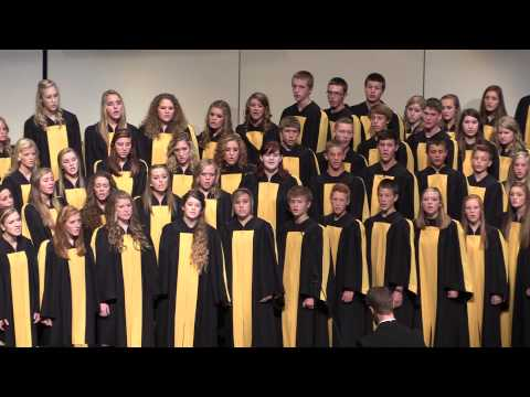 Above All - arr. Llloyd Larson - CovenantCHOIRS