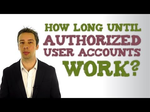 How Long Until An Authorized User Account Will Increase Your Credit Scores