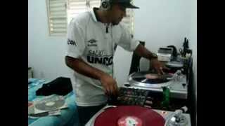 DJ Rodrigo Santos Numark Tt 1610