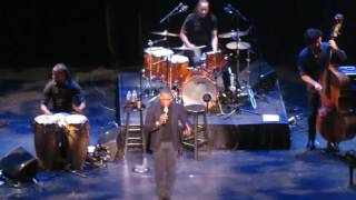 """""""Wait For It"""" by Leslie Odom, Jr. 11-17-16 at Valley Performing Arts Center, Northridge"""