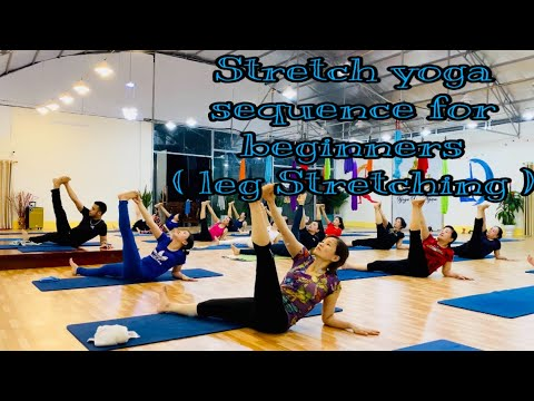 stretch yoga sequence for beginners leg stretching