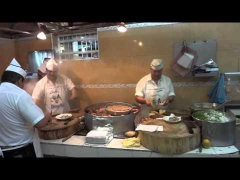 Taqueria El Borrego Viudo, Mexico City