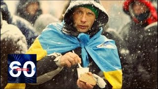 Замерзающая Украина просит помощи у России. 60 минут от 10.01.19