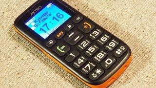 телефон для пожилых людей Astro B181
