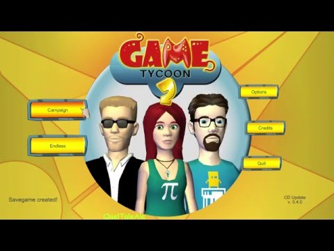 Game Tycoon 2 – Gameplay ITA – Come fondare la nostra Software house