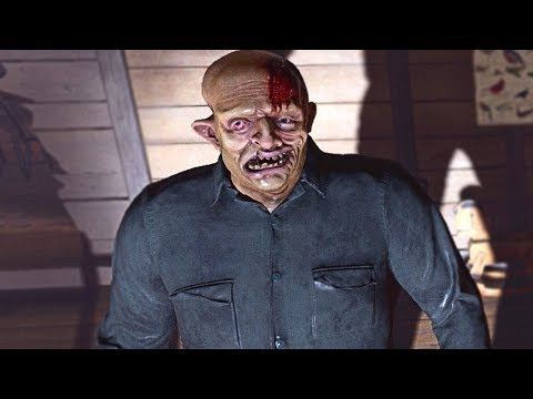 Unmasked jason part 4  (Mitch Floyd, Jarvis house and jason part 4)