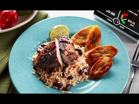 Ainsley Harriott's Spicy Jerk Chicken | The Power of 10p Cooks