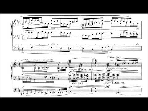 Max Reger (1873-1916): 10 Pieces for Organ, Op. 69 - IV. Moment musical