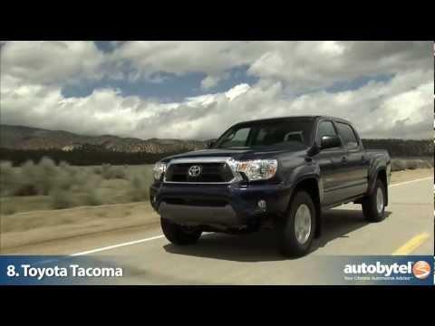 Top 10 Trucks Video Review - Autobytel's Best Pickup Trucks in America