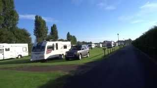 Walking around Richmond Holiday Centre, Tourer/Camping area, Skegness