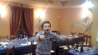 ristorante la fattoria spoleto-cena camerieri 2