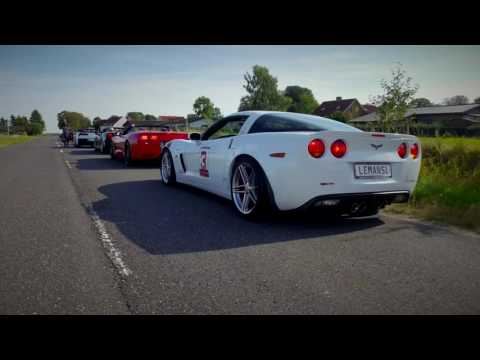 Club Corvette | Fall Meetup East | C7 C6 C5 C4 C3 | Supercar | Stingray