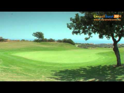 Aphrodite Hills Golf Resort, Cyprus - Unravel Travel TV