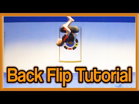 Back Flip (Back Tuck) Tutorial | GNT How to