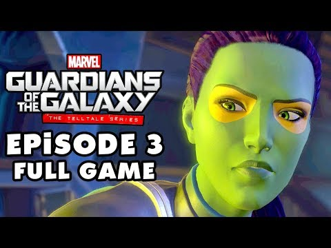Guardians of the Galaxy: A Telltale Series - Episode 3: More Than a Feeling - Gameplay Walkthrough