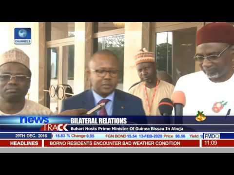 Buhari Assures Guinea-Bissau Of Continuous Support