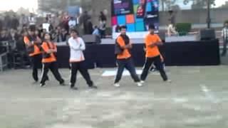 BEST DANCE at amity university India fest 2013  ~STANZIN~