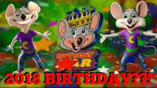 NEW 2018 CHUCK E. CHEESE BIRTHDAY SHOW??! | How to FIX birthday shows at CEC ~ #ChucksterChat